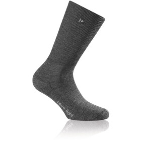 Rohner Fibre Light SupeR Calcetines, black denim